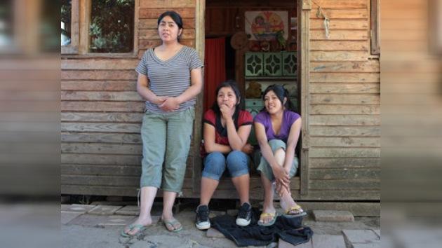 Los mapuche: extranjeros en su tierra