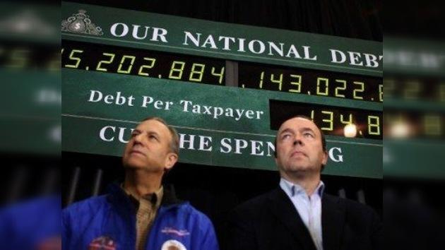 El Senado de EE. UU.  permite a Obama elevar el techo de la deuda nacional