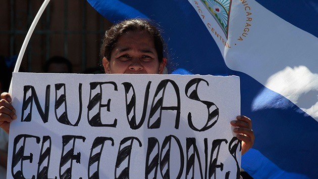 Nicaragua aprueba la reforma constitucional que posibilita la reelección presidencial