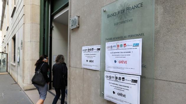 Si sabe contar del uno al seis, puede 'hackear' el sistema del Banco de Francia