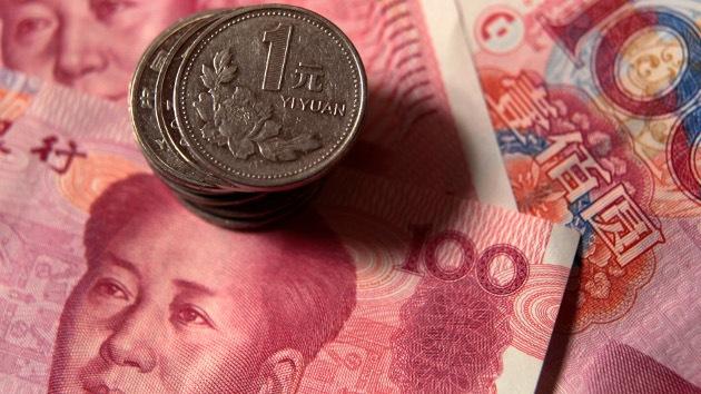 La economía de China en 2013 muestra el menor crecimiento de los últimos 14 años