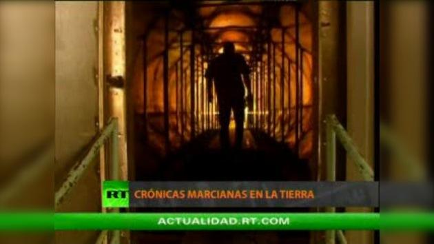 CRÓNICAS MARCIANAS EN LA TIERRA
