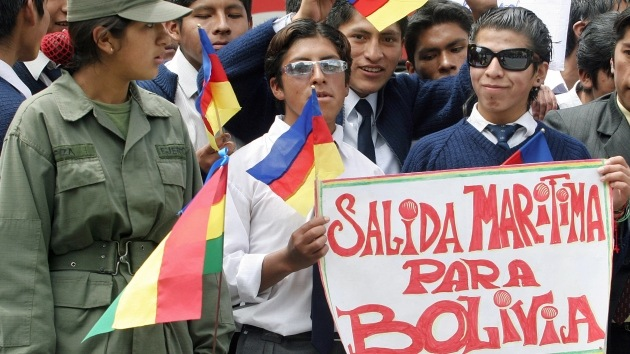 "Se le ""acabó la paciencia"" a Bolivia con la demanda marítima a Chile"