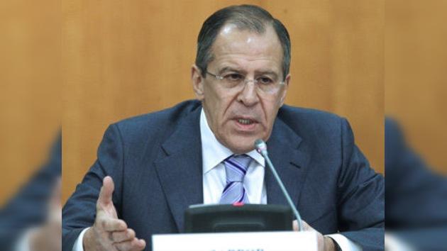 Los resultados del 2010, según el titular de Exteriores de Rusia