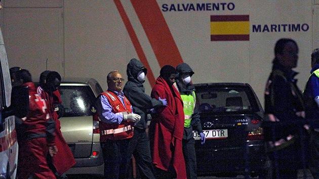 Protestas en España por el suicidio de un comerciante que iba a ser desahuciado