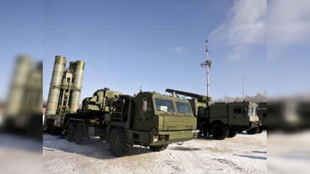La Fuerza Aérea rusa anunció sus planes de emplazamiento del sistema S-400