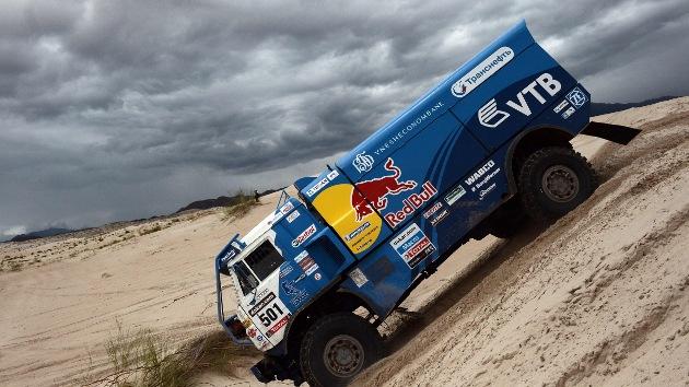 Dakar 2013: El Kamaz gana la penúltima etapa