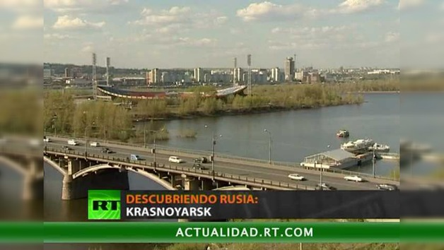 DESCUBRIENDO RUSIA : KRASNOYARSK