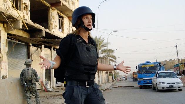 Reportera de la CNN protagoniza una pelea borracha en la Embajada de EE.UU. en Irak