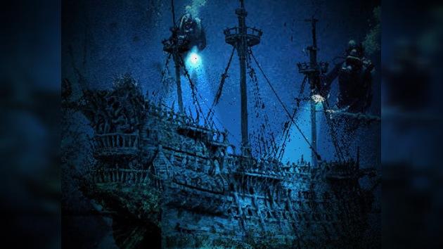 Encuentran el buque 'Príncipe' hundido durante la Guerra de Crimea