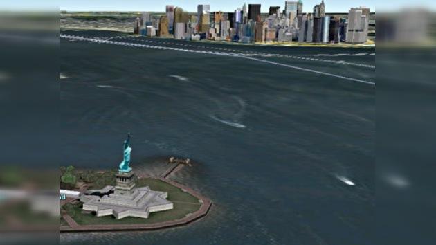 Google lanza servicio de mapas 3D