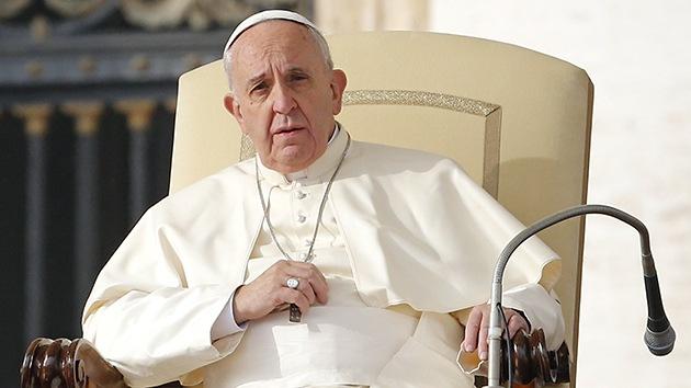"""Papa Francisco: """"No cierro la puerta al diálogo con el Estado Islámico"""""""
