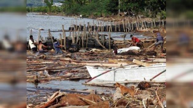 El tifón Washi deja 900 víctimas mortales en Filipinas