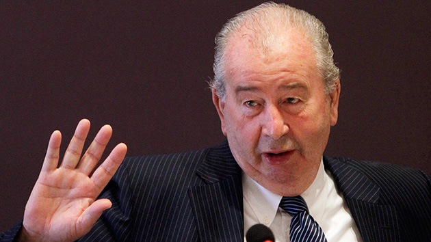 Muere Julio Grondona, el presidente de la Asociación de Fútbol Argentino
