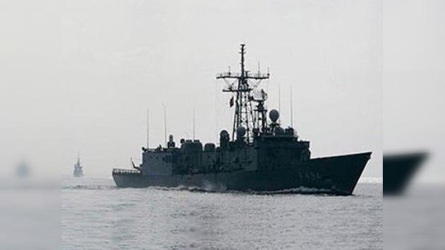 Israel envía más buques de guerra a la frontera con Egipto