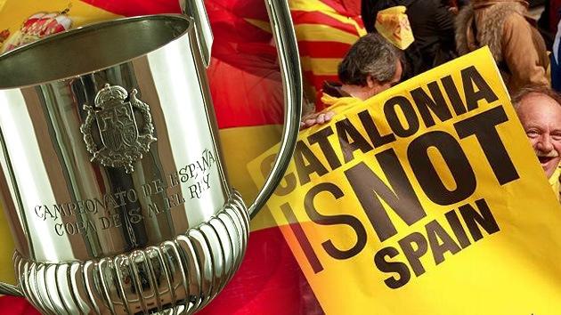 Separatismo pone en peligro la Copa del Rey