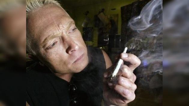 La marihuana 'desafina' el cerebro