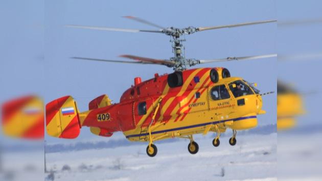 Los helicópteros rusos Kamov ganan popularidad en el mundo