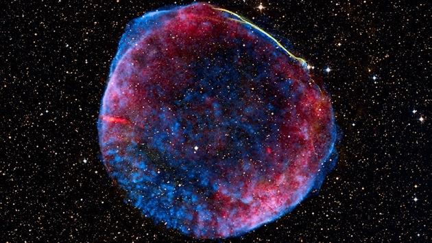 Chandra obtiene la imagen más detallada de la supernova SN 1006
