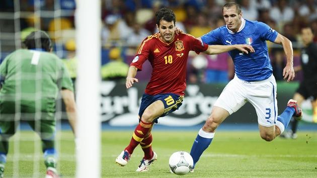 Minuto a Minuto: España e Italia se juegan la Eurocopa