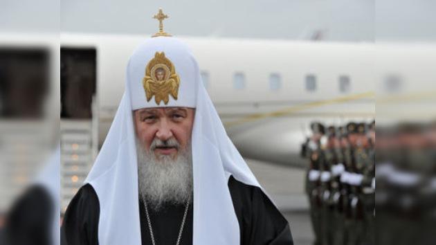 """Patriarca ruso en Siria: """"Todo se puede resolver con métodos pacíficos"""""""