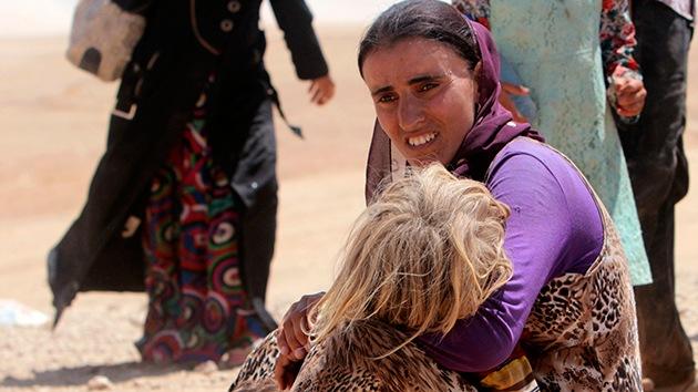 El Estado Islámico vende mujeres kurdas en los mercados iraquíes por 200 dólares