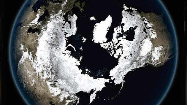 Así 'respira' la Tierra: las cuatro estaciones concentradas en dos segundos