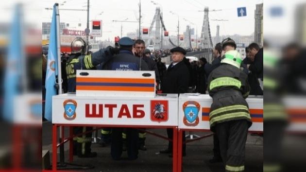 Últimas fotos de la tragedia en el metro de Moscú