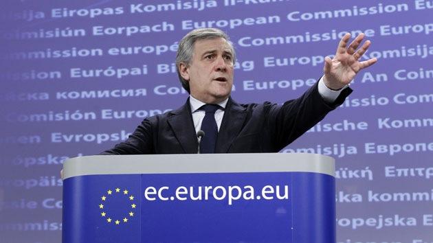 Vicepresidente de la Comisión Europea se opuso a las sanciones contra Rusia