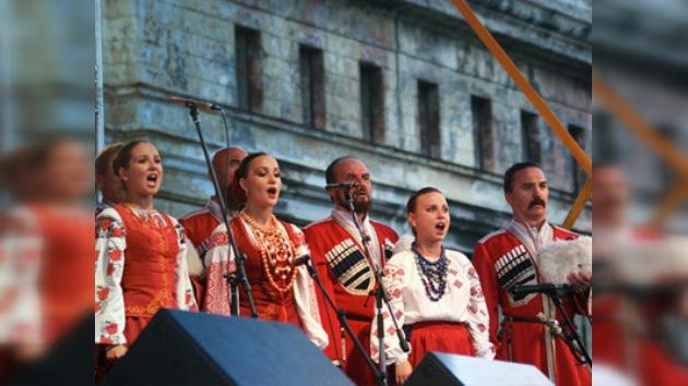 Los cosacos siberianos recuperan su gloria antigua