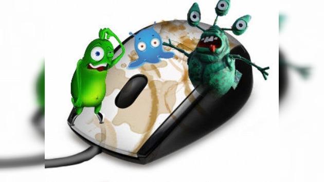 El ratón de su PC, ¿más sucio que un retrete?