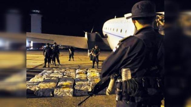 Jefe de policía guatemalteca supuestamente robó y comercializó drogas