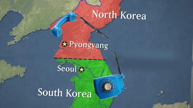 Corea del Norte corta la línea telefónica directa con Seúl