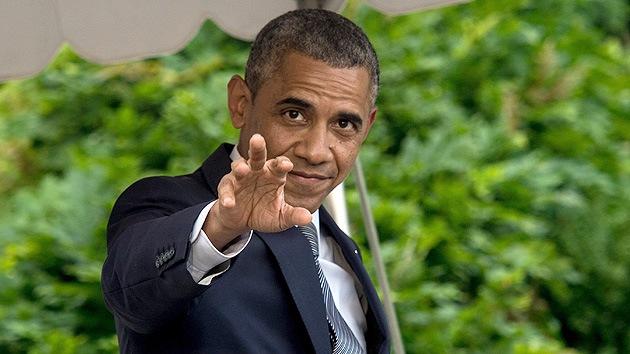 Los conflictos del mundo que desmienten las afirmaciones de estabilidad de Barack Obama