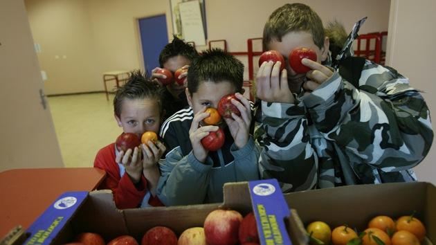 Austria pide a sus ciudadanos comer más manzanas para resistir las sanciones rusas