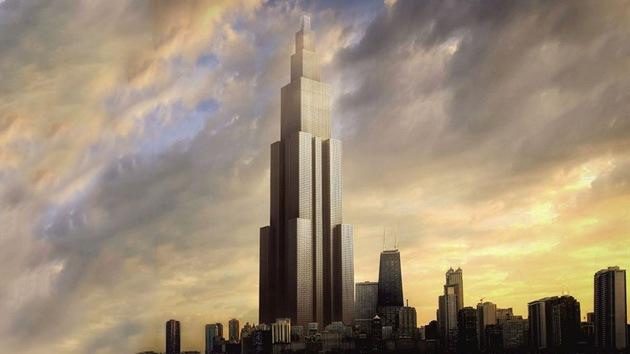 En la nueva 'Babel' solo se habla mandarín: China levantará el edificio más alto en 90 días