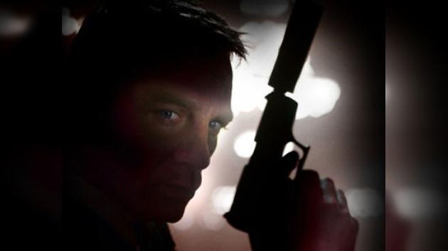 La 23.ª película de James Bond ya tiene el título: 'Skyfall'