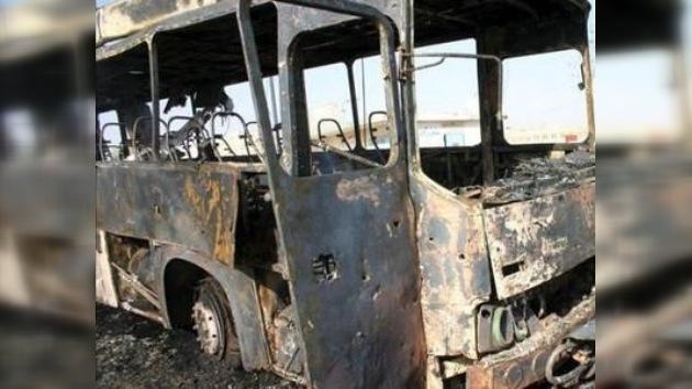 Arrestan a mujer sospechosa del trágico ataque a autobús en Guatemala
