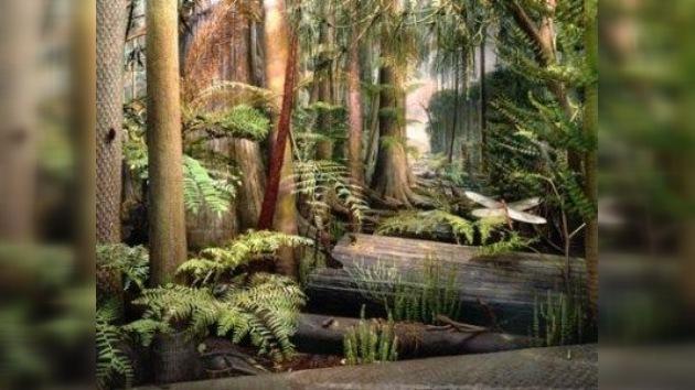 ¿Los dinosaurios surgieron gracias al cambio climático?