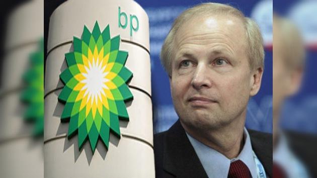 Remodelación directiva en BP