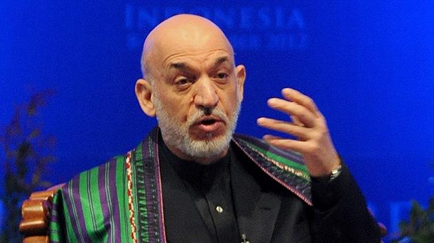 Karzai ordena que las fuerzas afganas tomen los centros de detención de EE.UU.