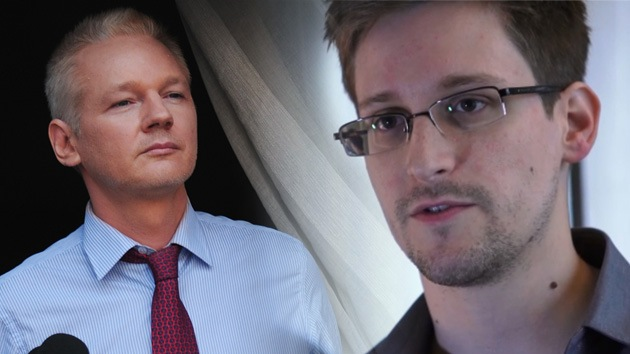 Assange sugiere a fuente de ciberespionaje en EE.UU. que busque asilo en Latinoamérica