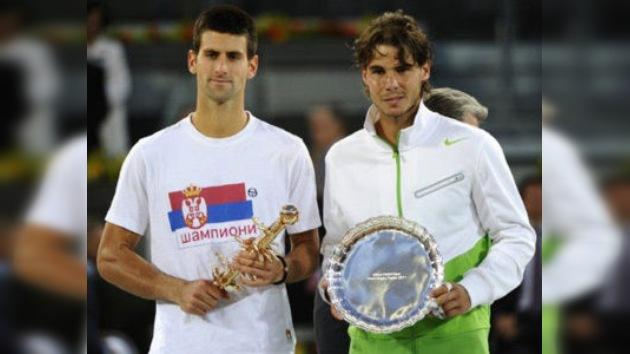 Djokovic vence a Nadal en la final del Masters de Madrid