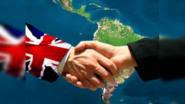 """¿Por qué Gran Bretaña quiere terminar """"los días de distanciamiento con América Latina""""?"""