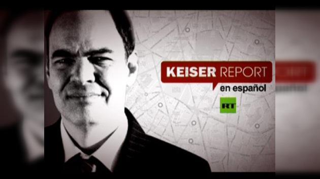 Keiser Report: El dólar es la moneda protegida por la mafia de los bancos centrales