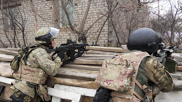 Moscú evita un atentado que preparaban terroristas entrenados en Pakistán