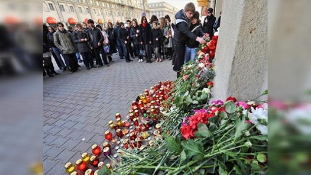 El atentado de Minsk visto con los ojos de quienes iban en el metro