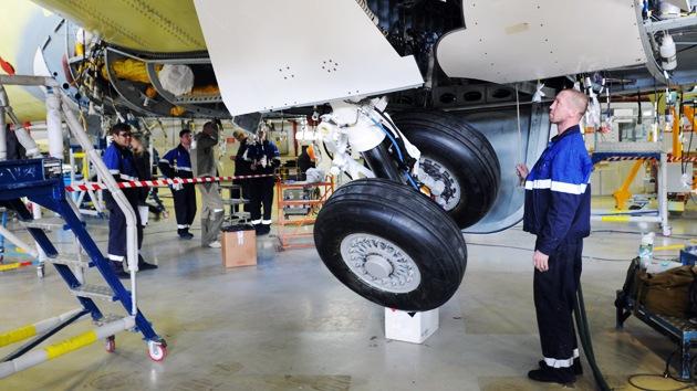 Rusia desarrolla un avión de transporte militar de nueva generación