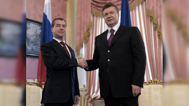 Rusia y Ucrania reinician relaciones bilaterales