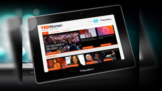 La tableta PlayBook de RIM tendrá acceso a una tienda musical virtual